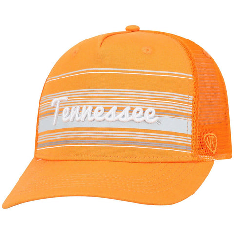 "Tennessee Volunteers TOW Orange ""2Iron"" Structured Mesh Adj. Hat Cap"