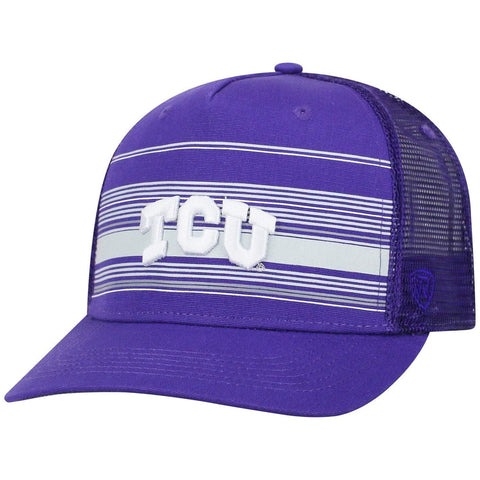 "TCU Horned Frogs TOW Purple ""2Iron"" Structured Mesh Adj. Hat Cap"