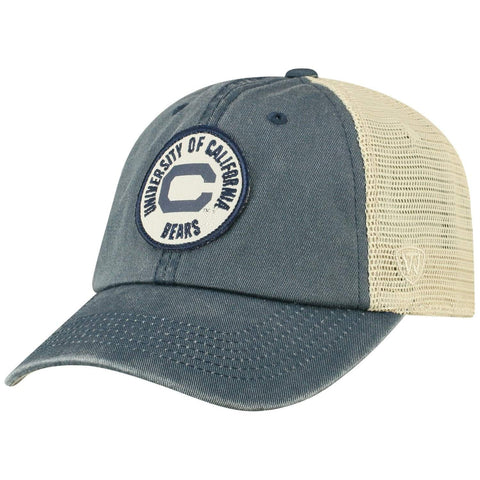 "Cal Bears TOW Keepsake ""Road to the Big 'C'"" Mesh Adj. Hat Cap"