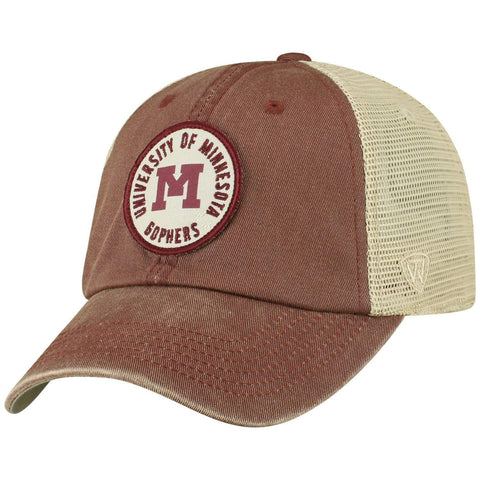 "Minnesota Golden Gophers TOW Keepsake ""Minneapolis"" Mesh Adj. Hat Cap"