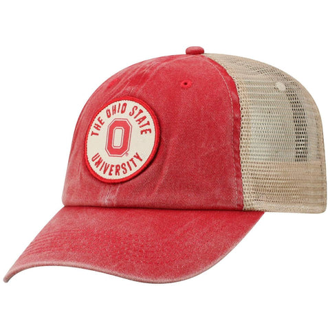 "Ohio State Buckeyes TOW Keepsake ""The Shoe"" Mesh Adj. Hat Cap"
