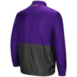"East Carolina Pirates ""Halfback"" Reversible Polar Fleece/Rain Jacket"
