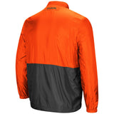 "Miami Hurricanes ""Halfback"" Reversible Polar Fleece/Rain Jacket"