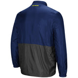 "Michigan Wolverines ""Halfback"" Reversible Polar Fleece/Rain Jacket"