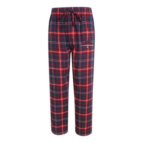 Boston Red Sox 2018 World Series Champions Concepts Sport Flannel Pajama Pants