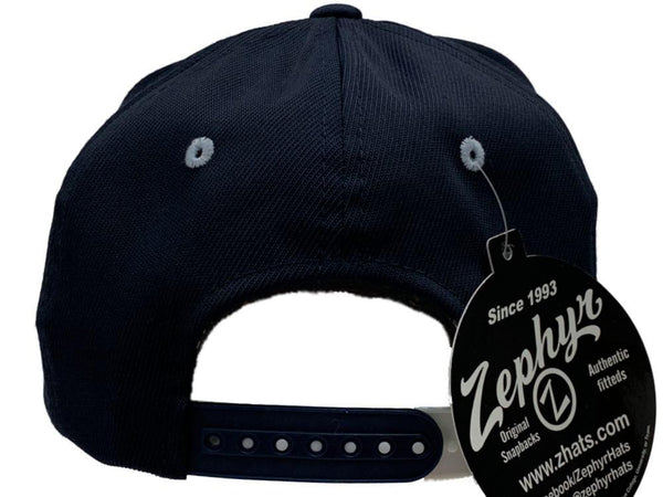 buying cheap amazing price shop best sellers UCONN Huskies Zephyr YOUTH Kids Navy Structured Snapback Flat Bill ...