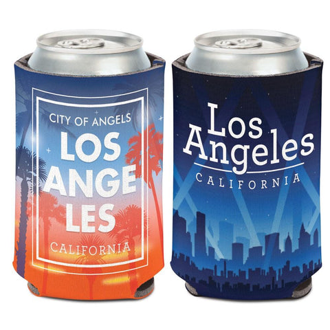 "Los Angeles LA California ""City of Angels"" WinCraft Neoprene Drink Can Cooler"
