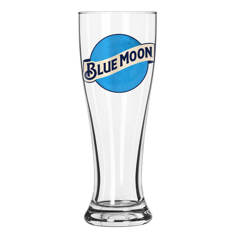 Blue Moon Brewing Company Boelter Brands Signature Pilsner Pint Glass