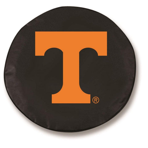 Tennessee Volunteers HBS Black Vinyl Fitted Spare Car Tire Cover