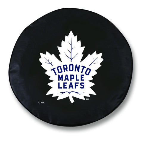 Toronto Maple Leafs HBS Black Vinyl Fitted Spare Car Tire Cover