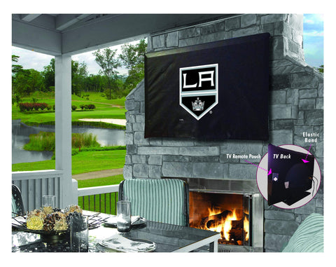 Los Angeles Kings HBS Breathable Water Resistant Vinyl TV Cover