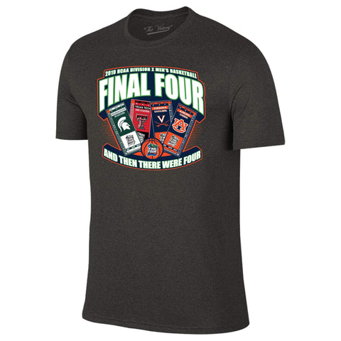 2019 NCAA Final Four March Madness Minneapolis Men's Basketball Ticket T-Shirt