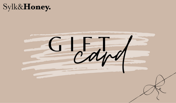 Sylk&Honey Gift Card