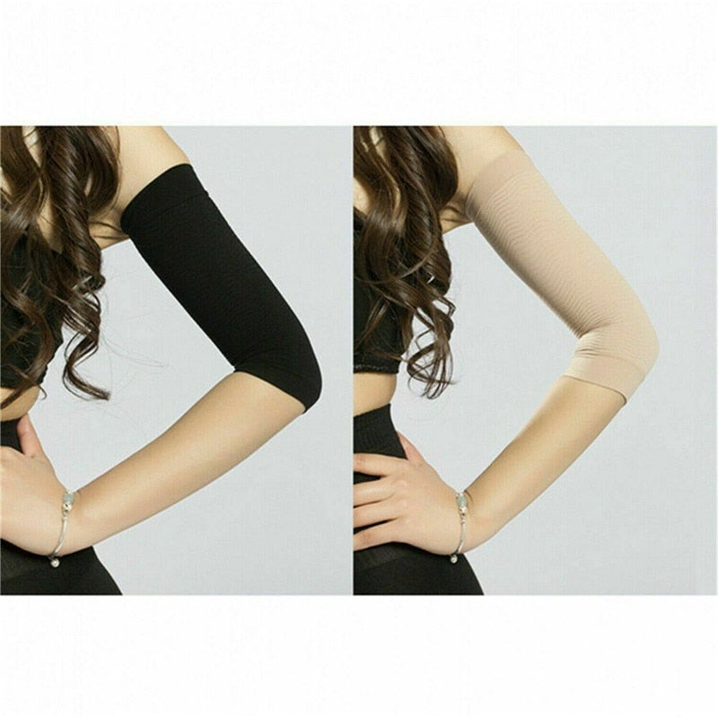 Upper Arm Slimming And Shaping Sleeves For Women