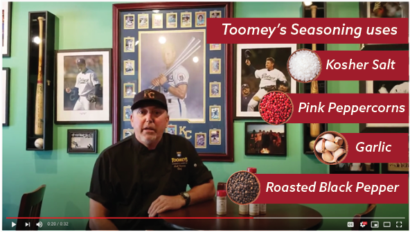 Cooking with Chef Toomey | Episode 3