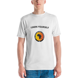 RTP LEARN YOURSELF Men's T-shirt