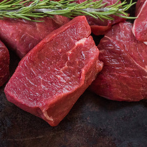 Organic Grass Fed Tenderloin Steak Ends