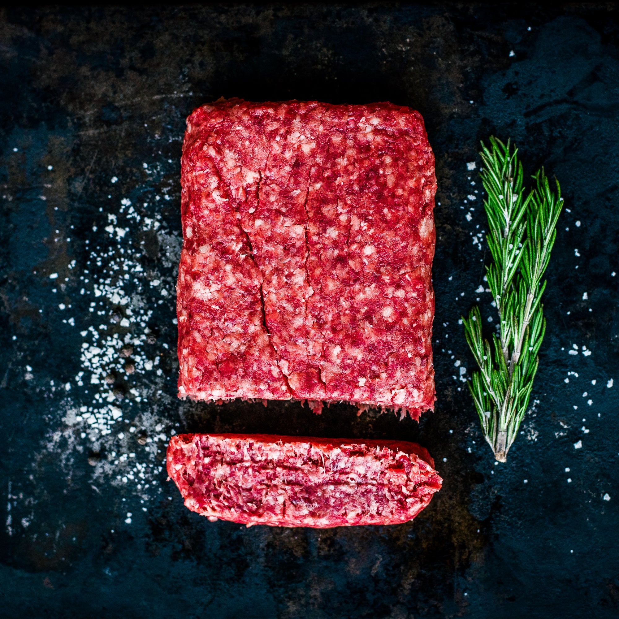 Alderspring Ranch Regenerative Organic Grass Fed Ground Beef Bundle 1