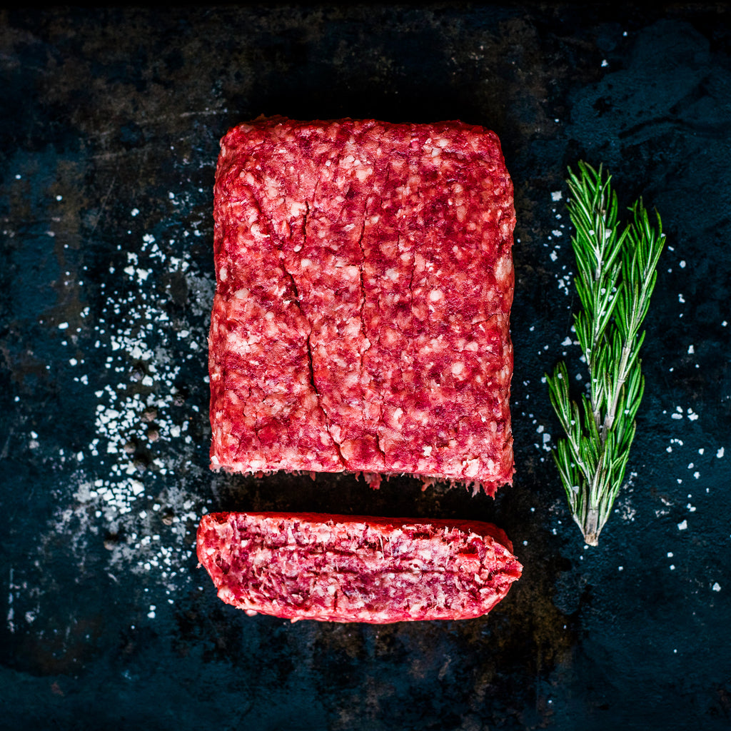 Alderspring Ranch Regenerative Organic Grass Fed Ground Beef Bundle
