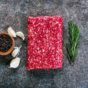 Organic Grass Fed Ground Beef 3