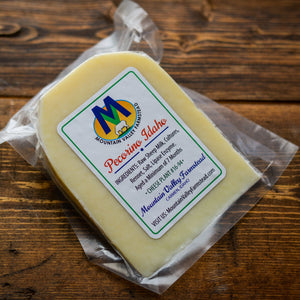 Mountain Valley Farmstead Artisanal Pastured Sheep Cheese Pecorino Idaho 1