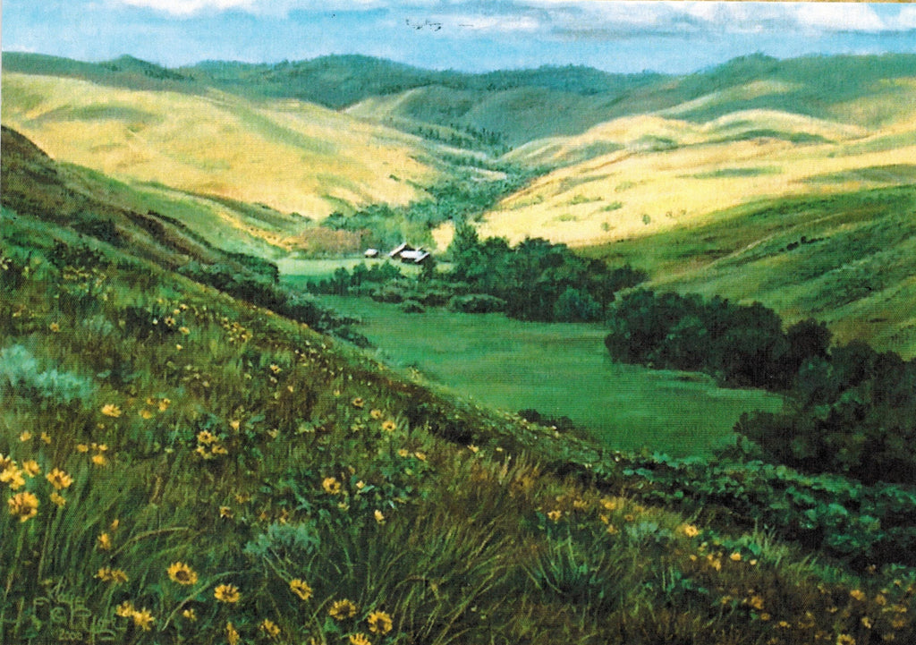 Gift Card by Kaye York: Stover Ranch