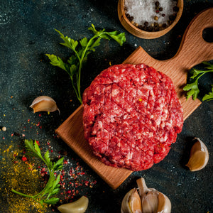 Alderspring Ranch Regenerative Organic Grass Fed Ground Beef 1