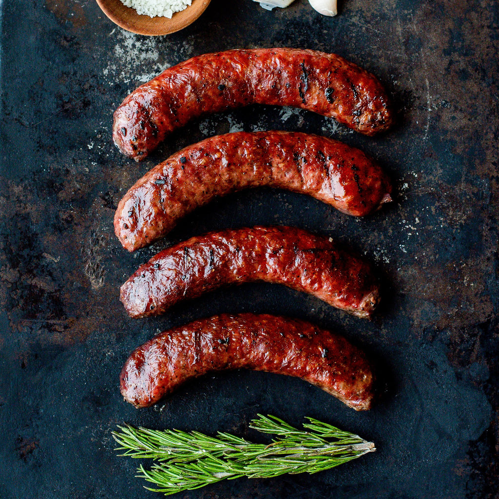 Alderspring Ranch Organic Grass Fed Beef Chorizo Sausage 1