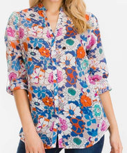 Load image into Gallery viewer, Floral Print Tunic