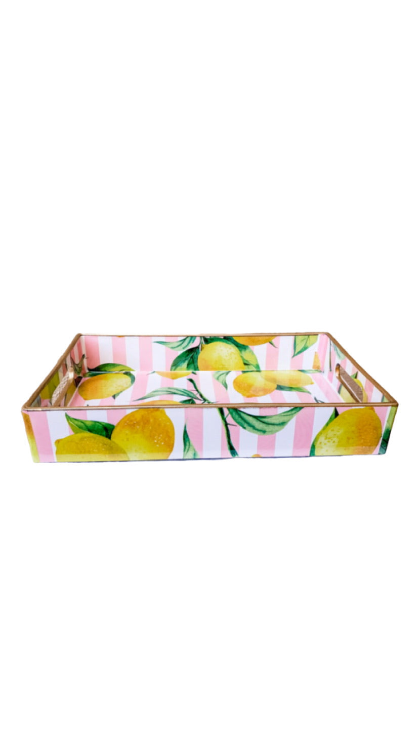 Multipurpose Tray Lemons