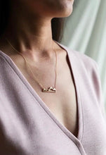 Load image into Gallery viewer, Mountain Mama Necklace