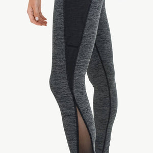 Splice Mesh Leggings