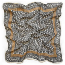 Load image into Gallery viewer, Espresso Wool Bandana