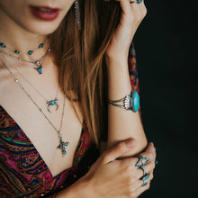Load image into Gallery viewer, Naja Turquoise Necklace