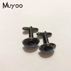 New Fashion J-269 wholesale DSLR Lenses Cufflinks Camera Lens Cuff link Cufflinks For Mens brand Cuff Button