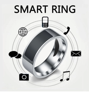 Fashion High Technology NFC Multifunctional Waterproof Intelligent Ring Smart Digital Ring Magic Finger Smart NFC Ring