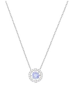 SWAROVSKI Women's Sparkling Dance Necklace, Earrings & Tennis Bracelet, White & Blue Crystal Jewelry Collection 4.6 out of 5 stars    581 ratings | 7 answer