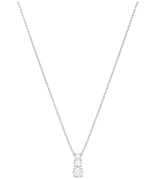 SWAROVSKI Women's Attract Trilogy Earrings & Necklace Crystal Jewelry Collection