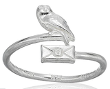 Alex and Ani Harry Potter Owl Post Ring Wrap