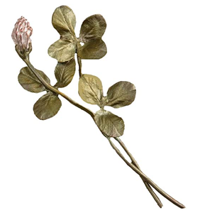 """Clover"" Pin/brooch By Michael Michaud for Silver Seasons…"
