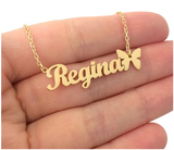 Personalized Name Necklace,Custom Name Necklace, Custom Jewelry, Custom Necklace, Necklace Women Men, Customized Gift for Her