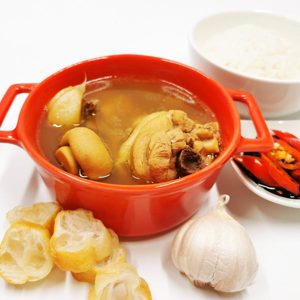 Vismark Bak Kut Teh Mix (Herbal) 32gm/pkt (1pkt) - SGFoodMart.com SG Food Mart