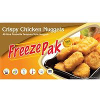Bulk Pack Shoestring Fries & FreezePak Nugget Combo (1pkt each) (Halal)
