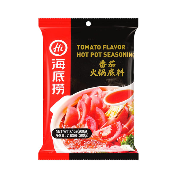 Hai Di Lao - Hot Pot Tomato Flavor Seasoning 200gm/pkt