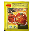 Babas Fish Curry Powder 1kg (Halal)
