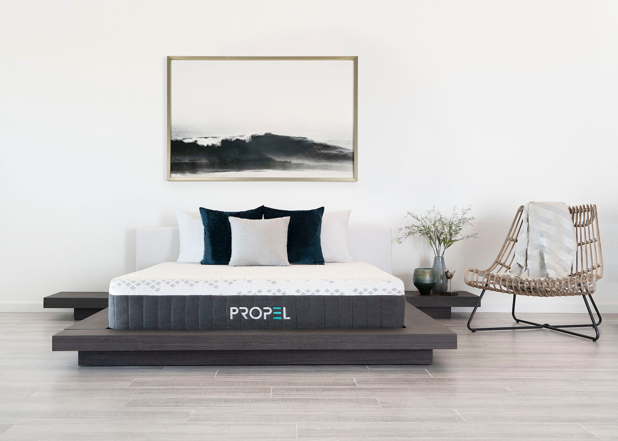 Brooklyn Bedding Launches Propel With Upcycle A Smarter Sleep To Fue Brooklyn Bedding
