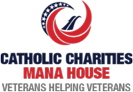 Catholic Charities MANA House logo