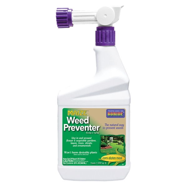 BONIDE MAIZE WEED PREVENTER READY-TO-SPRAY 1 QT