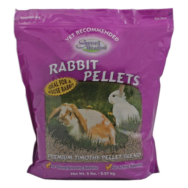 SWEET MEADOW RABBIT PELLETS