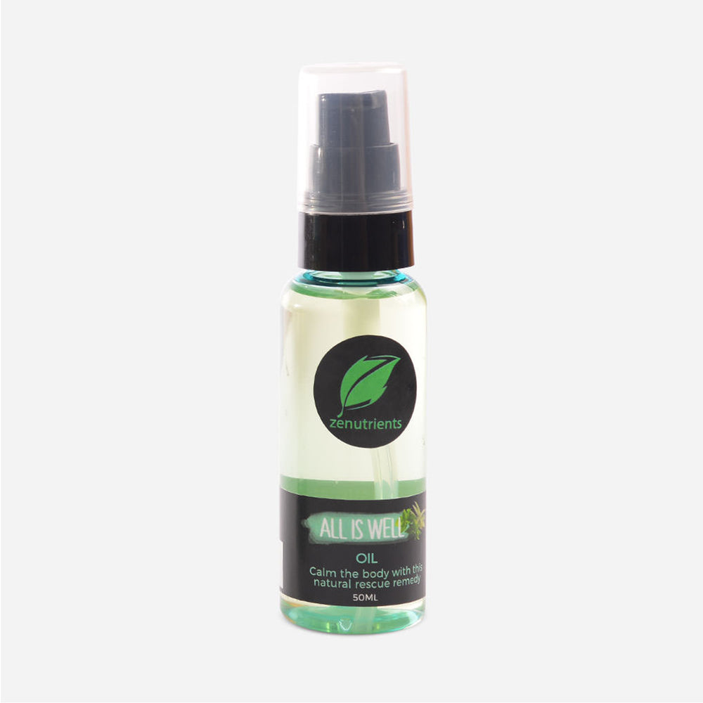 All is Well Oil - 50ml